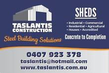 SHED CONSTRUCTION Trevallyn West Tamar Preview
