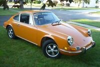 WANTED PORSCHE 911 1965 TO 1973