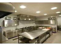 PROFESSIONAL KITCHEN IN THE HEARTH OF THE CITY OF LONDON