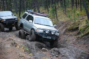 1999 Toyota 4Runner Sr5 Armored & Heavily Modified! Cond. SOLD