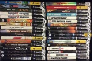Nintendo Gamecube/64 and Gameboy Advance Games!