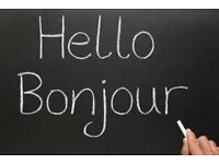 Professional French or English Lessons