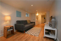 PRIME RONCESVALLES ALL INCL 1 BDRM TOTAL RENO W/LAUNDRY, PETS OK
