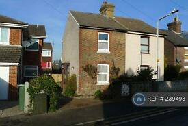 2 bedroom house in Meadow Road, Tunbridge Wells, TN4 (2 bed)