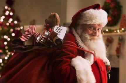Santa-Claus Letter