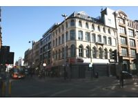 Apartment / 2 bedroom / 2 bathroom / Full of character grade 2 listed building Manchester M1