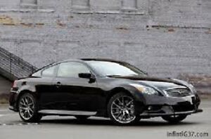 I'm looking for a G35 or G37 coupe with a Bad Motor.