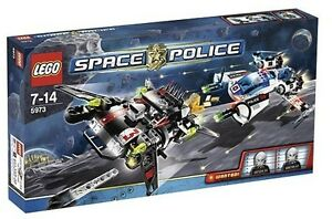 LEGO Space Truck 5973 SPACE POLICE BRAND NEW SEALED & retired