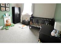 Mamas and Papas Rialto nursery set RRP £600