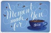 McDonalds Arch Card