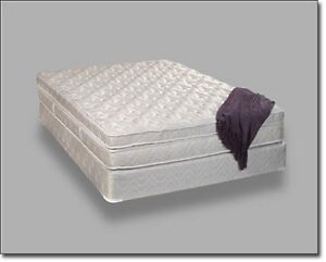 Grande vente de liquidation de matelas king queen double for Matelas queen liquidation