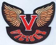 Victory Motorcycle Patch