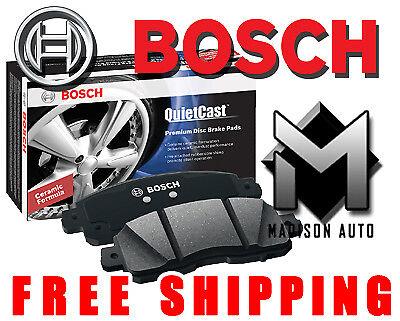 Disc Brake Pad Set-EuroLine Brake Pads Front Bosch 0986424767