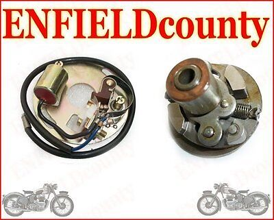 ROYAL ENFIELD C.B PLATE CAM AND GOVERNOR ASSY 141810 SPARES2U