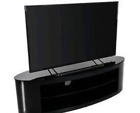 "AVF Affinity Buckingham 1400 Walnut TV Stand for TV's up to 65"""