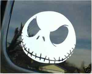 Nightmare Before Christmas Car Decal | eBay