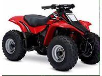 Suzuki ltz90 are Suzuki lt80