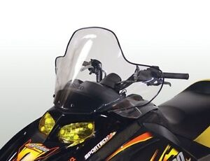 New Skidoo Rev Windsheild