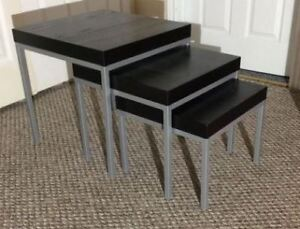 3 Nesting Tables