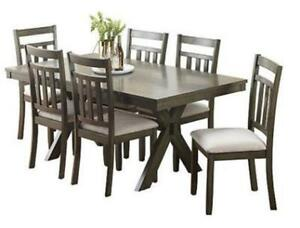 BEAUTIFUL McLeland Design Giavonna Dining Table - Only a few remaining - AMAZING SURPLUS PRICE $89.95
