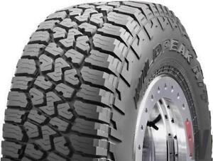 4 pneus dhiver neufs 285/70/17 117T Falken Wildpeak AT3W. ****LIVRAISON GRATUITE AU QUÉBEC****