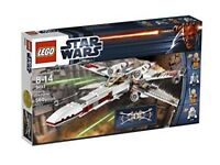 Lego Star Wars x-wing starfighter - 9493 - used