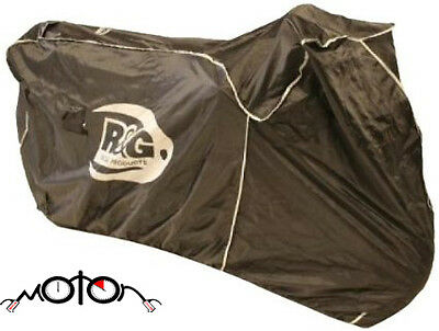 R&G SUPER-BIKE OUTDOOR WATER PROOF MOTORBIKE RAIN COVER LATEST MODEL BC0006