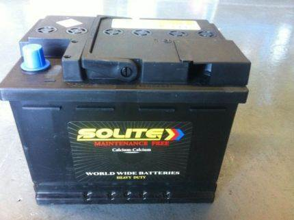 SOLITE BATTERY MF- NS40ZAL TO FIT TOTOTA Padstow Bankstown Area Preview