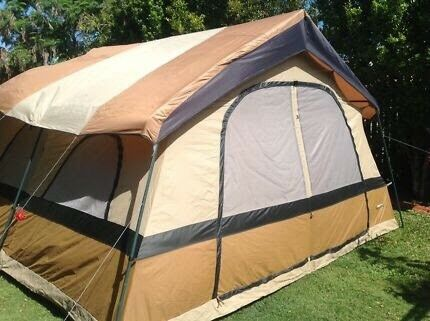 Timberline Vacation Home Tent & Timberline 4 person Regal Dome Tent | Camping u0026 Hiking | Gumtree ...