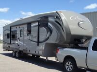 2014 Cougar High Country 299 RKS