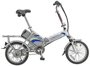 Electric Schwinn AL1020 Folding BIke