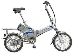 Electric bike for sale .