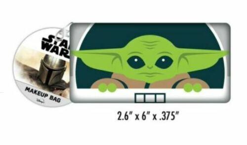 Yoda Bag Star Wars Mandalorian Makeup, Coin, Gift Bag