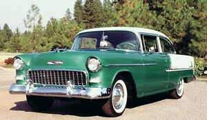 CHEVROLET BEL AIR ANTIQUE 1955