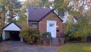 MUST SEE! Up To 1 Rooms in a McMaster Co-ed home. 350m to Campus