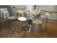Stag full size drumkit