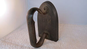 Sad Iron antiques check it out