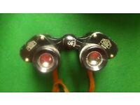 VintageBinoculars. Huet Minara 8x30 Binoculars