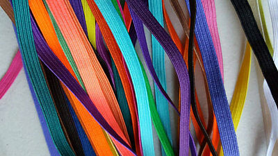 "1/4 ""wholesale elastic for baby headband,elastic by the yard,stretch elastic 20y"