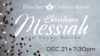 """""""Christmas Messiah for Young Voices"""" by EECS"""
