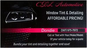 WINDOW TINTING by CXL Automotive - 30%-50% OFF SHOP PRICES