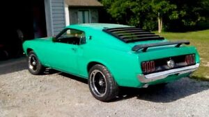 Gorgeous 1969 Mustang Mach 1