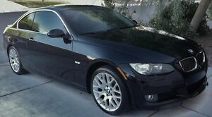 2007 BMW 328i Coupe Sport Package