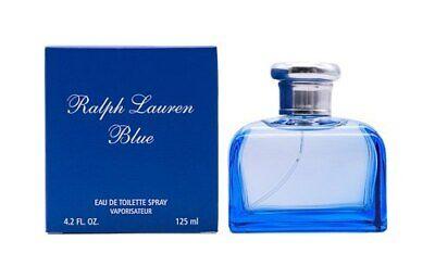 Ralph Lauren Blue by Ralph Lauren 4.2 oz EDT Perfume for Women New In Box