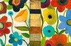 Modernism Floral Art Prints