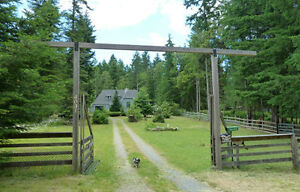 Acreages in and around Nanaimo