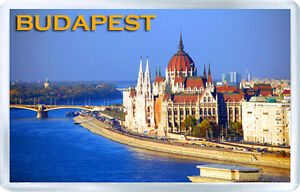 BUDAPEST-FRIDGE-MAGNET-SOUVENIR-NEW-IMAN-NEVERA