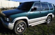 Holden Jackaroo Parts