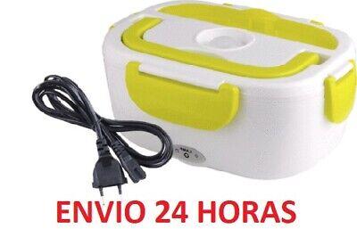 TARTERA eléctrica multifunción fiambrera conexión red 230V calentador comida 24h
