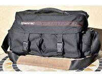 Tamrac camera/video bag 50cm W 28cm D 25cm H Excellent condition